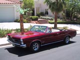 GTO in front of house