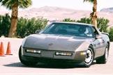 Corvette at AutoX 3/23/03