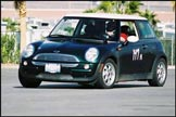 Mini at AutoX 3