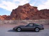 Redrock at Lake Mead