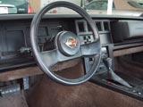 Corvette Gold interior 1
